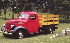 1940 International Truck