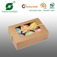 Wholesale 2014 NEWEST ECO-FRIENDLY WHOLESALE BROWN KRAFT CUPCAKE BOX,$ 0.70 PaperCorrugated BoardTool.Source from Taizhou Forest Colour Printing Packaging Co., Ltd. on Alibaba.com.