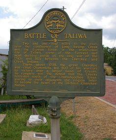 The Battle of Taliwa - http://www.accessgenealogy.com/native/battle-taliwa.htm