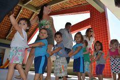 Colônia de Férias, espaço lúdico para o cuidado das crianças