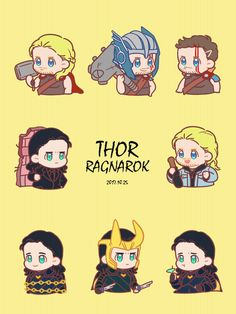 I need this like stickers or keychains ;;  #Thorki