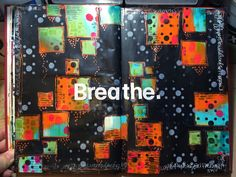 StencilGirl Talk: October StencilClub Creative Team Inspiration. Gwen Lafleur - I had a great time using this month's awesome stencils to make a fun, layered art journal spread. Rather than use them to create patterns, I went for a more random look. Tutorial on StencilGirl website...