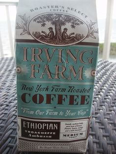 Irving Farm Ethiopian - #packaging