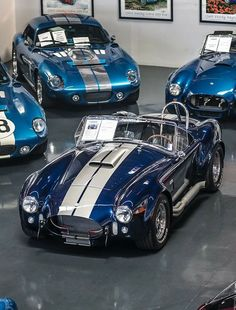 AC Cobra | Gentleman's Cars | Pinterest