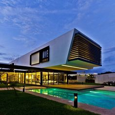 Temozón House by Carrillo Arquitectos y Asociados in YucatanMexico.(2013) Photography:David Cervera Follow @myarchitecturehd for more  Follow @myarchitecturehd for more  Tag your friends  #Arc_Only by arc.only