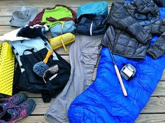 ultralight camping gear | Ultralight Backpacking Gear List