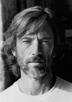 Scott Glenn He has cool hair, and a beard. And the firm knowledge that he's better than you.
