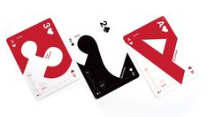 Luke Wadey is raising funds for Grid. Series Three - Typographic Playing Cards on Kickstarter! Typographic playing cards printed by USPCC. The third and final deck in the Grid collection. Typography Design, Logo Design, Graphic Design, Playing Cards Art, Deck Of Cards, Card Deck, Postcard Printing, Postcard Size, Visual Communication
