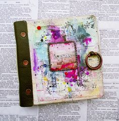 I would like to get lost in a dream book, mine or someone else's -- dream book by czekoczyna on Flickr.