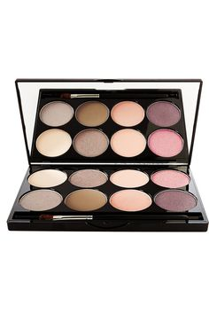 LE METIER DE BEAUTE Fashion Eye Collection Palette $125 | Refresh is a matte cream Corinthian is a shimmer bronze Rose Champagne is a shimmer pale-pink Fire Lily is a shimmer fuchsia Jojo is a golden shimmer Tamarack is a matte latte brown Tuscan Sunset is a shimmer peach Bordeaux is a plum shimmer
