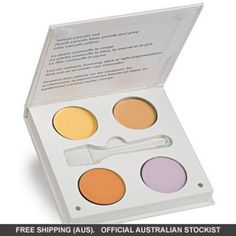 Gain access to scientifically proven skin care brands that are grounded in beauty science and care - jane iredale Australia and Environ Skin Care QLD & VIC. Color Kit, Cream Concealer, Uneven Skin Tone, Color Blending, Free Makeup, Eyeshadow, Skin Care, Colors, Eye Circles