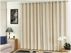 Para mudar a decoração da sua casa, nem sempre você precisa de uma mudança radical! É só por uma cortina como a Rustica Savana que você já dá uma nova cara ao ambiente!