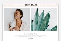 Emily Grace is a chic and sophisticated WordPress theme that is packed with features for the modern blogger. With its feminine design and endless customization options, Emily Grace is the perfect choice for online businesses, creatives, bloggers, and influencers looking to transform their online presence.