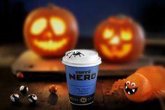 Caffe Nero Halloween Cup