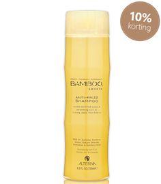 Alterna Bamboo Smooth Anti Frizz Shampoo #Alterna #Bamboo #haarproducten #haarverzorging #kappersbenodigdheden