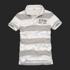 Cheap Abercrombie  amp  Fitch Mens Polo Strip Short T Shirts AFT1096 http    bb7e239bb3a5b