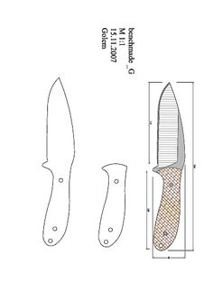 433 Best knives images in 2019 | Handmade knives, Cool