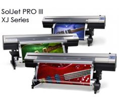 Sell New Roland SOLJET PRO III XJ Series Digital Printers - Model XJ-540, XJ-640, XJ-740  Price: $6,518.00   Found more cheap roland digital printer only at alvonstore.com