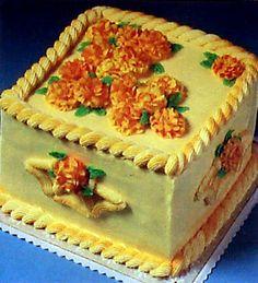 Carrot Cake Decorating Ideas   Cake Decorating Ideas on Easy Cake Decorating Ideas Photograph ...