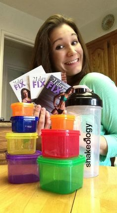 The 21 Day Fix is HERE!!! Check out my meal plan, food prep and recipes here!