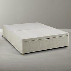 Silentnight End Divan Storage Bed Double Silentnight Storage Bed Bed