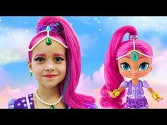 Shimmer and Shine, Sofia opened a new Toy and plays a new Dolls Shimmer N Shine, New Dolls, Plays, Princess Zelda, Toy, Youtube, Fictional Characters, Games, Toys