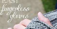 Welcome to my new blog!    For those who don't already know me (which is probably very few of you, but nonetheless), my name is Laura... Crochet Mitts, Knitted Mittens Pattern, Fingerless Gloves Crochet Pattern, Crochet Shawl, Crochet Symbols, Crochet Patterns, Wrist Warmers, Crochet For Beginners, Learn To Crochet
