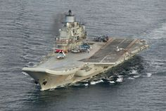 "Based in Severomorsk in the Barents Sea in the Arctic, the carrier Admiral Kuznetsov and seven other vessels were photographed on Monday in international waters off Norway, Major Elisabeth Eikeland, spokeswoman of the National Joint Headquarters in the Norwegian army, told AFP.  ""We have been informed that they are en route to the Mediterranean,"" Eikeland said.  ""It's not every day that so many ships sail together off Norway,"" she said."