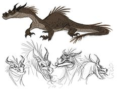 Get to design an animate a dragon for part 2 of Webber's King Arthur project! http://37.media.tumblr.com/2389d2e64c4b46b945b03f0f05e85367/tumblr_n5ha2mfM8Q1spdkjro1_1280.png ★ || CHARACTER DESIGN REFERENCES | キャラクターデザイン  • Find more artworks at https://www.facebook.com/CharacterDesignReferences & http://www.pinterest.com/characterdesigh and learn how to draw: #concept #art #animation #anime #comics || ★