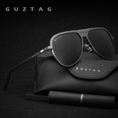Cheap brand sun glasses, Buy Quality sun glasses directly from China sun glasses brands Suppliers: GUZTAG Unisex Classic Brand Men Aluminum Sunglasses HD Polarized Mirror Male Sun Glasses Women For Men Oculos de sol Polarized Sunglasses, Oakley Sunglasses, Mirrored Sunglasses, Mens Sunglasses, Versace Sunglasses, Luxury Sunglasses, Men's Accessories, Man Style, Men Styles