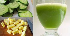 компоненты для зеленого сока
