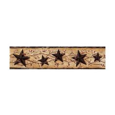 Brewster FFR65362B Black Heritage Tin Star Border Wallpaper Black Tin ($36) ❤ liked on Polyvore featuring home, home decor, wallpaper, borders, black tin star, picture frame, brewster home fashions, border wallpaper, black home decor and black wallpaper