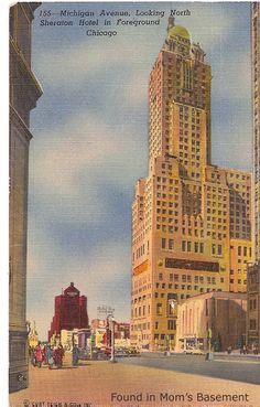 Sheraton Hotel Chicago