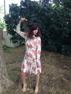 Dress.vintage dress.dresses.women dress.women by shpirulina