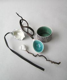 Helen Earl, Sea soup utensils, 2013