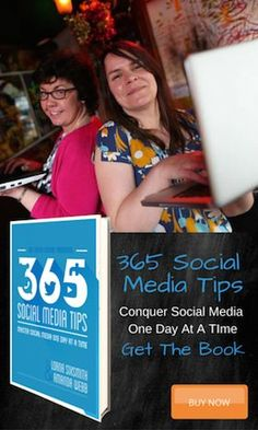 365 Social Media Tips - new ebook Master social media one day at a time