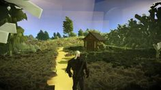 Witcher 3 Mod Downgrades Graphics to Look Like 3DS Game #news #trends