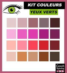 couleur-yeux-verts Plus