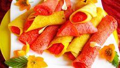 Surinaams eten – Flensjes (Surinaams-Javaanse pannenkoek met speciale kokosvulling)