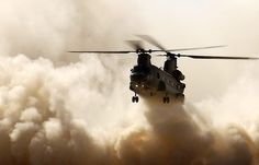 Chinook- coolest helicopters EVER!