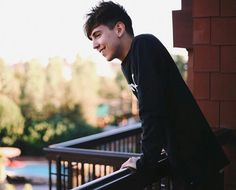 I didn't even know Bobby Mares until Kian had him in some of his vlogs but even though I haven't known him long he's still pretty cool