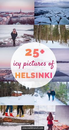 Our Helsinki Photography - We spent a week in Helsinki, exploring, discovering and learning. Helsinki was colder than we anticipated but the weather didn't stop us from exploring even its most obscure corners. Here is our Helsinki photography which showcases the most beautiful icy, natural spots in Finland's capital city and beyond. #travel #helsinki #photography