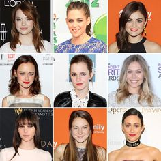 casting for anastasia steele | Fifty Shades of Grey Anastasia Movie Casting