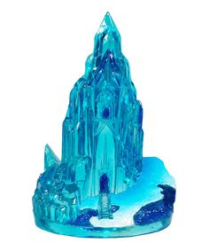 Look at this Frozen Ice Castle Aquarium Ornament on #zulily today!