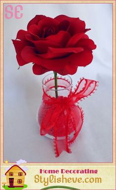 Romantic Decorating Touches For Valentine's Day