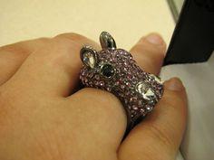 Hippos ring