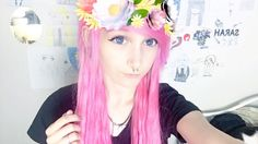 Boyfriend Dyes My Hair Pink