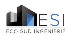 """Logotype """"Eco Sud Ingénierie"""""""