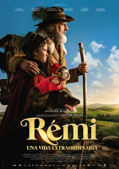 Rémi sans famille poster, t-shirt, mouse pad Movies For Boys, Good Movies To Watch, 2018 Movies, Movies Online, Remi Sans Famille, Super Hq, La Grande Aventure Lego, Ludivine Sagnier, Film Streaming Vf