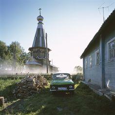 Kosmozero, Karelia region, Church of St Alexander Svirsky (1769)